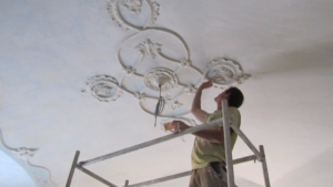 Fabrice Bellavista artisan Platrier Staffeur Stucateur Lot Aveyron