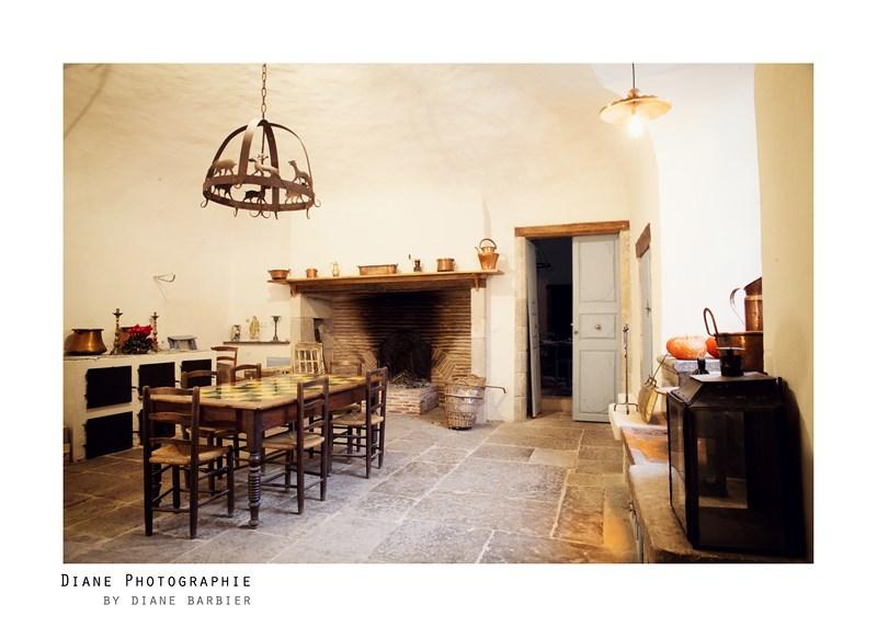 Rénovation enduits, Château de Larnagol