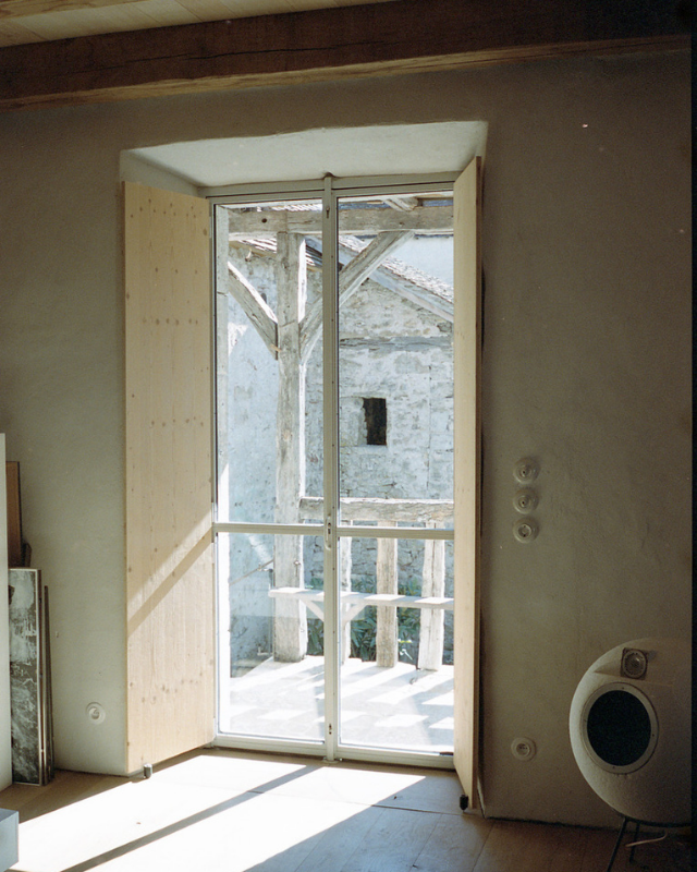 Rénovation à Larnagol